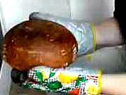 Kváskový chlieb - ako upiecť kváskový chlieb - recept na pšenično žitný chlieb