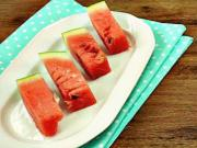 Ako nakrájať melón - ako servírovať melón - krájanie melónu