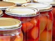 Jak správně zavařovat - zavařování ovoce - Jak se zavařují jahody, broskve