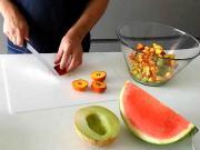 Ovocný šalát - recept na rýchly ovocný šalát