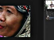 Ako odstrániť vrásky vo Photoshope