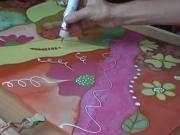 Maľovanie na hodváb