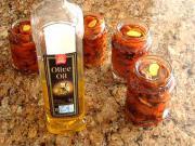 Sušené paradajky - recept na sušené paradajky nakladané v oleji