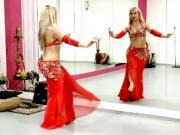 Orientálny brušný tanec - choreografia