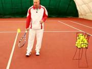 Tenis - výber tenisovej loptičky, držanie tenisovej rakety - 2. diel