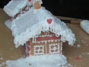Medovníkový domček z Marína keksov za pár minút