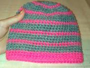 ca1fba27e1c Háčkovaná čiapka pre dospelých - ako uháčkovať čiapku - VIDEO Ako sa ...