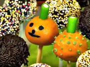 Hallowenské koláčiky