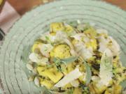 Domáce gnocchi z pečenej tekvice - recept