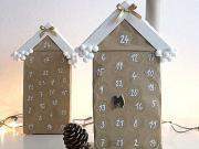 Návod na adventný kalendár z papiera