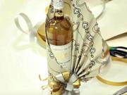 Ako zabaliť fľašu - ozdobné balenie fľaše