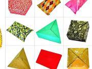 Jak zabalit dárek - balení dárků pro 10 různých tvarů