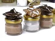 Balzám na pery - levandula, kokos, čokoláda a med, zmes na horúcu čokoládu