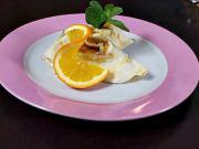 Proteínová palacinka plnená tekvicou - Recepty na chudnutie
