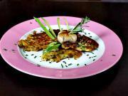 Hubová placka - recepty na chudnutie