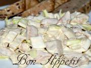 Kuřecí salát s ananasem - recept