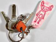 Kľúčenka na kľúče - ako si doma vyrobiť kľúčenku na kľúče