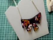 Ako si vyrobiť papierový stojan na šperky?