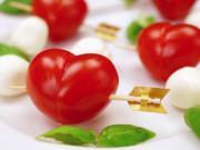 Srdce z paradajky - ako urobiť z paradajky srdce