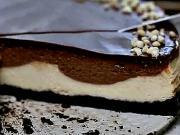 Čokoládovy dort - recept na Nutella čokoládový cheesecake