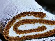 Mrkvova roláda - recept na mrkvový koláč