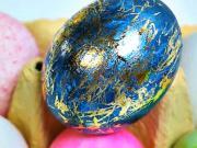 Zdobenie veľkonočných vajíčok - rôzne spôsoby zdobenia