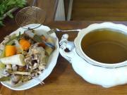 Kurací vývar - kuracia polievka recept