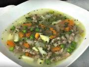 Zeleninová polievka - recept na zeleninový vývar