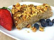 Zdravý koláč - recept na koláč bez múky a cukru