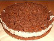 Krtkův dort - recept na Krtkův dort