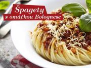 Boloňské špagety - recept na špagety s omáčkou Bolognese