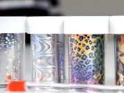 MISTA - Nový trend: FÓLIE na NECHTY + gélové laky