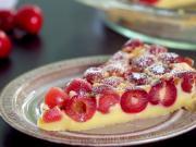 Čerešňová (višňová) bublanina - recept na čerešňový (višňový) koláč