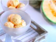 Melónová zmrzlina - recept na domácu melónovú zmrzlinu