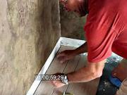 Jak položit rovnou dlažbu - pokládka dlažby pomocí nivelačního systému SAP 3