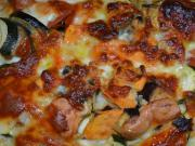 Pečená zelenina so syrom ala Quatro Formaggi - recept