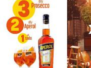 Aperol Spritz recept - jak připravit drink Aperol Spritz 3 - 2 - 1