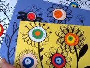 Ako sa kreslia kvety