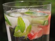 Ľad s ovocím - ako si pripraviť ľad s ovocím - ochutený ľad