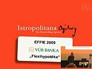 Effie ´09: VÚB Flexihypotéka