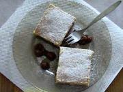 Orechový koláč z treného cesta - recept
