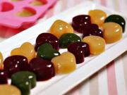 Domáce želé cukríky - recept na želé cukríky