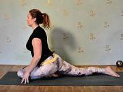 Joga cviky na hubnutí - Power joga