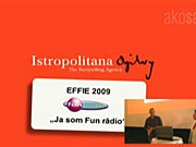 Effie´09: Ja som Fun rádio