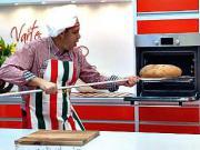 Domáci chlieb - recept na domáci chlieb