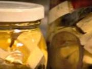 Nakladané syry - recept na nakladaný syr