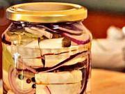 Nakládaný hermelín - recept