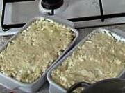 Rýžový nákyp švestkový a meruňkový - recept na rýžový nákyp