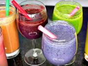 Smoothie - 6 receptov na smoothie za 6 minút