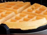 Domáce vafle - recept na cesto  (waffle)